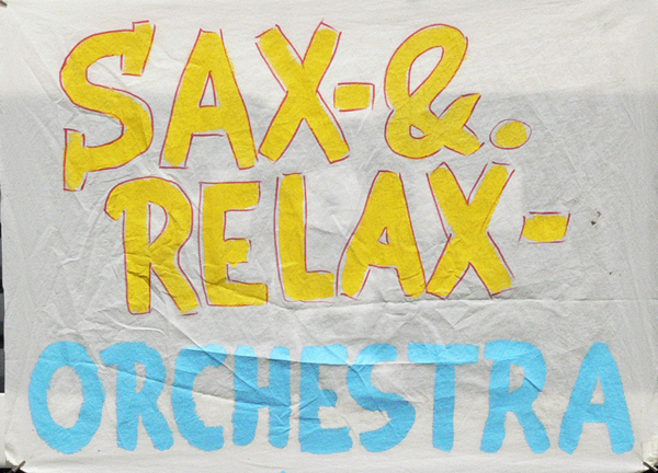 Sax & Relax -Orchestra